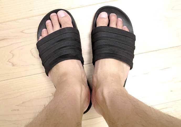 シャワーサンダル adidas アディレッタ