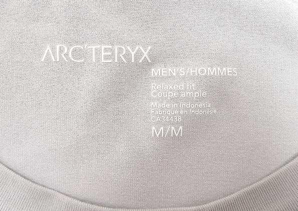 ARC'TERYX アンゾ Tシャツ