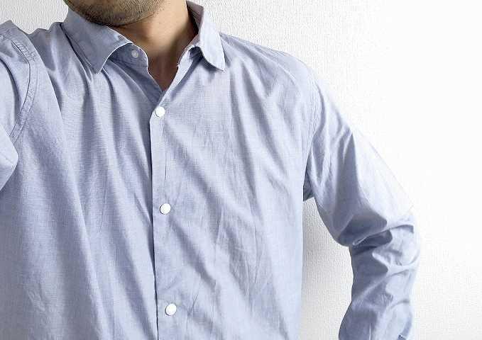 YAECA コンフォートシャツの着こなし方