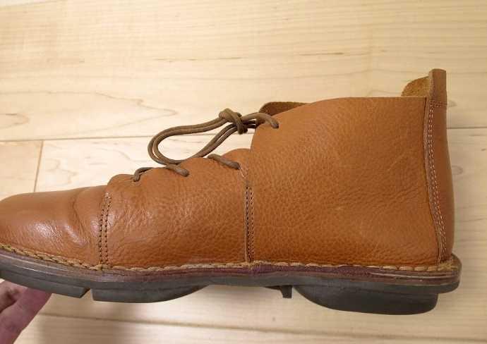 トリッペン シボ革ブーツ