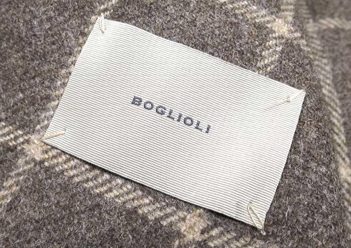 ボリオリのブランドタグ