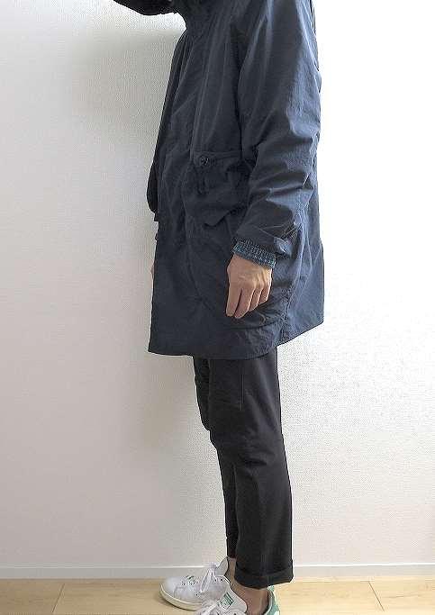 アルクフェニックス コート Shu Coat Garment Dye