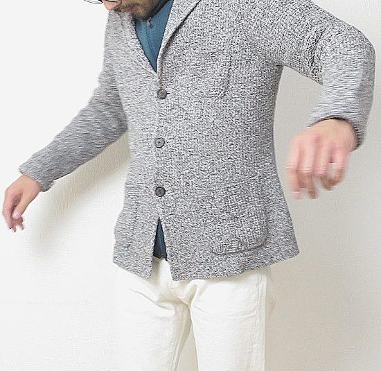クルチアーニ ニットジャケット