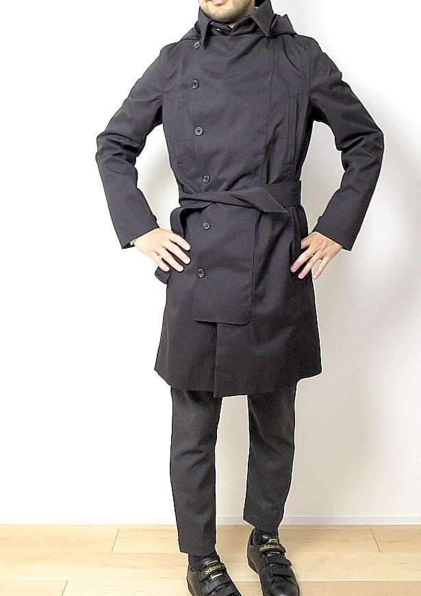 ノルウェージャンレインのレインコートのデザイン