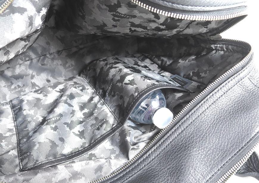 aniay トートバッグ 07-02006の内ポケットの大きさ